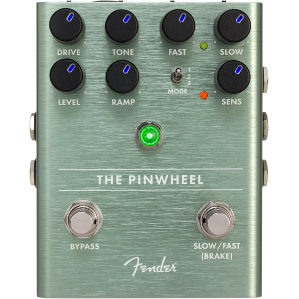 Fender The Pinwheel Rotary Speaker Pedal