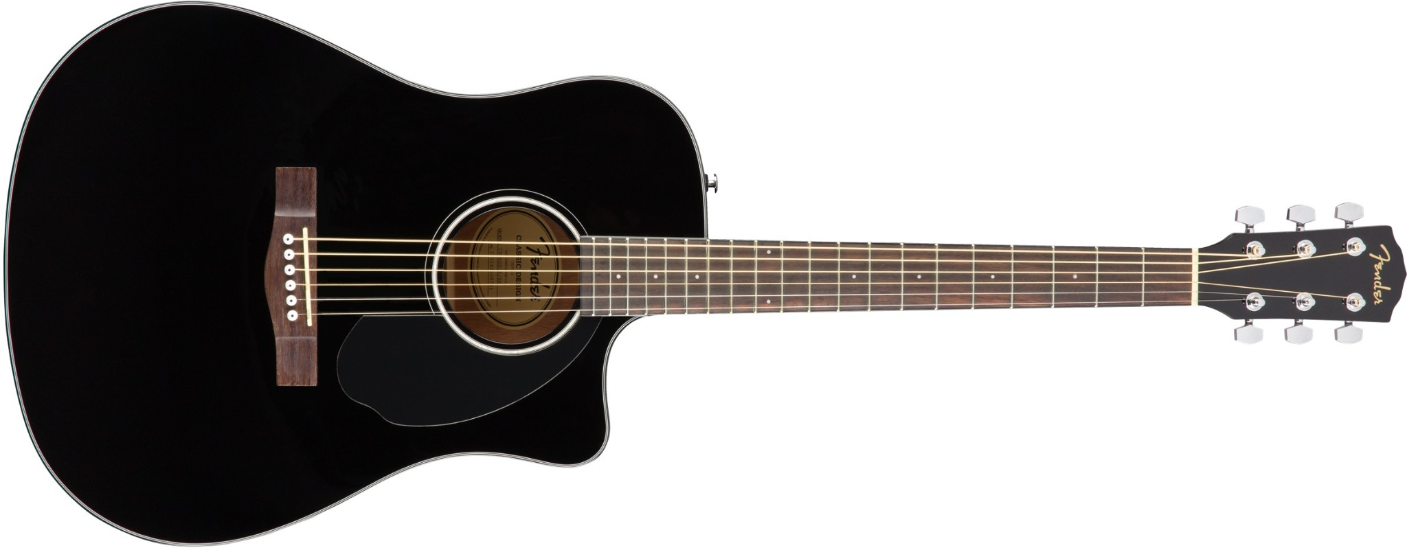 Fender CD-60SCE Solid Top Dreadnought  …