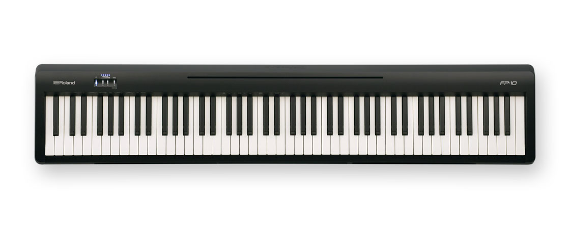 Roland FP-10 88 Weighted Key Digital Piano  …