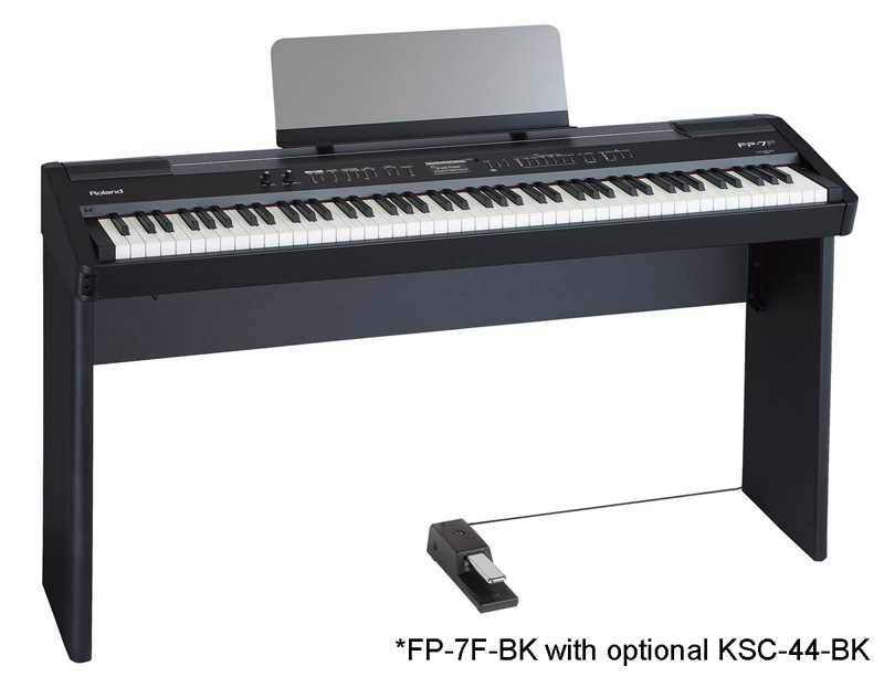 Roland FP 7f Digital Piano W/Supernatural