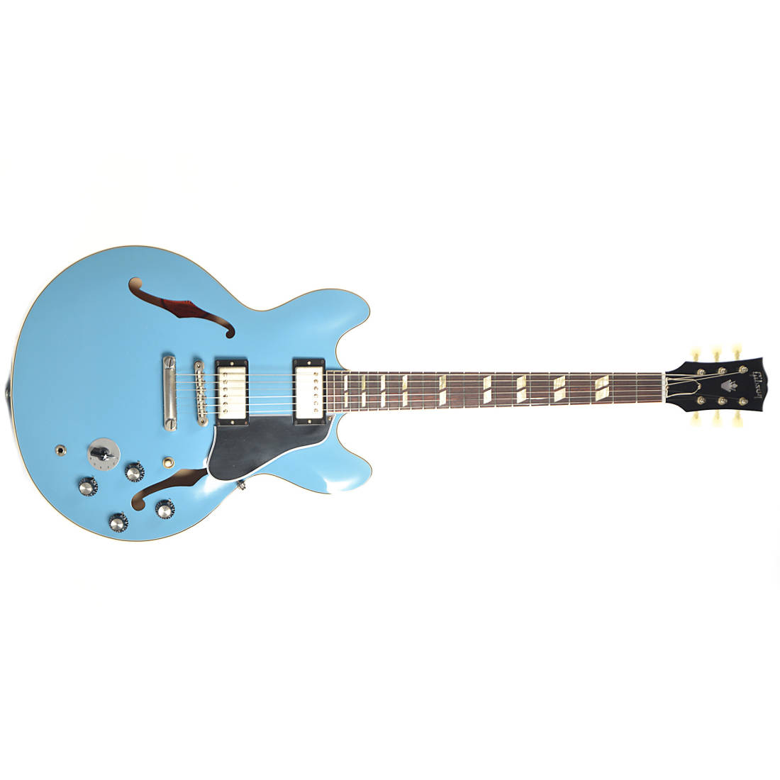 Gibson 2016 '64 ES-345 VOS In Limited Frost Blue