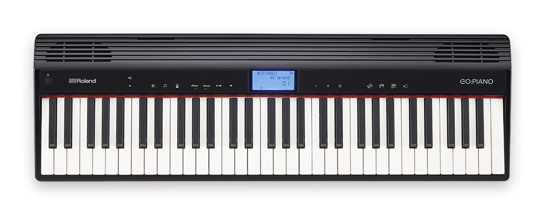 Roland GO:PIANO 61 Key Portable Digital  …