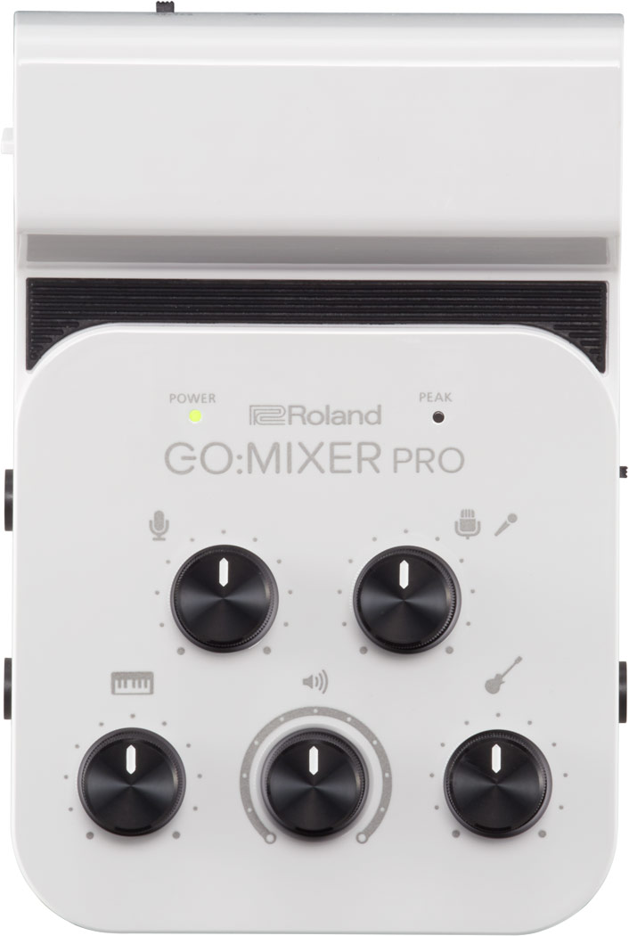 Roland Go:Mixer Pro Pocket Mixer For Smart Phones