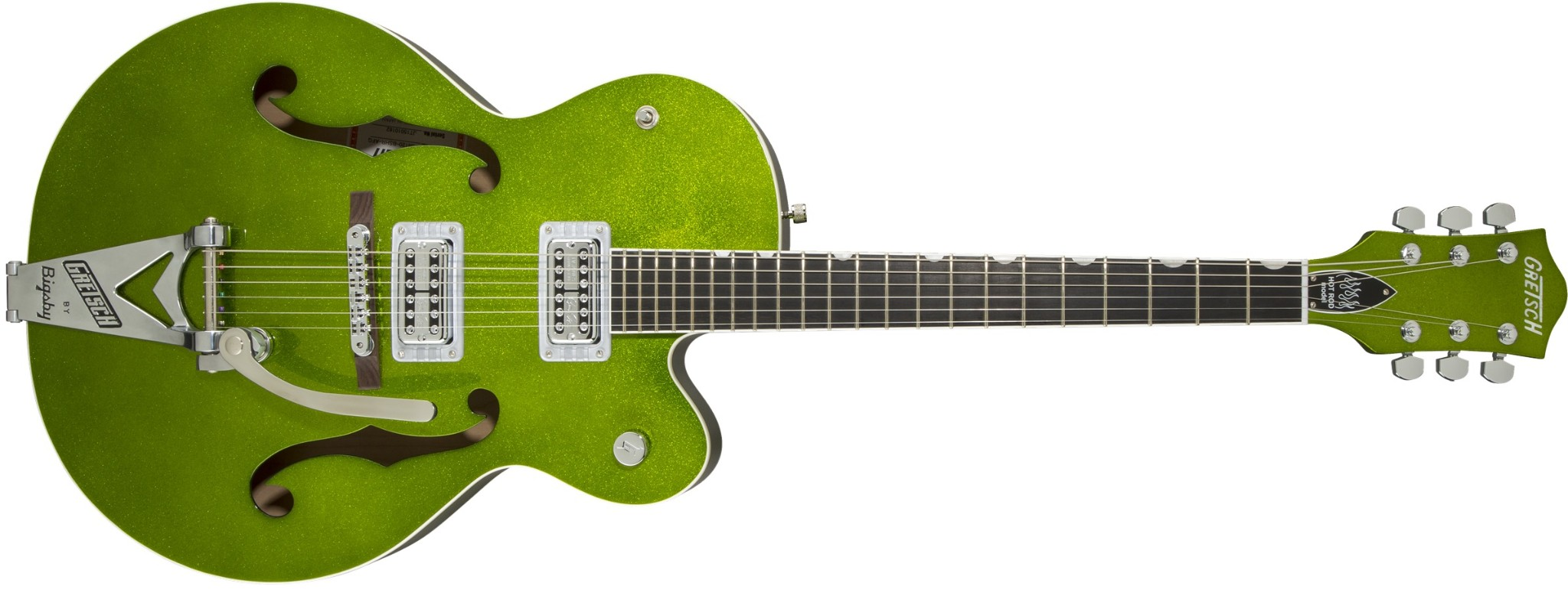 Gretsch G6120SH Brian Setzer Hot Rod  …