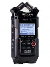 Zoom H4n Pro Hand Held Recorder - All Black