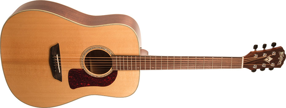 Washburn HD100SWEK Woodline  Dreadnought  …