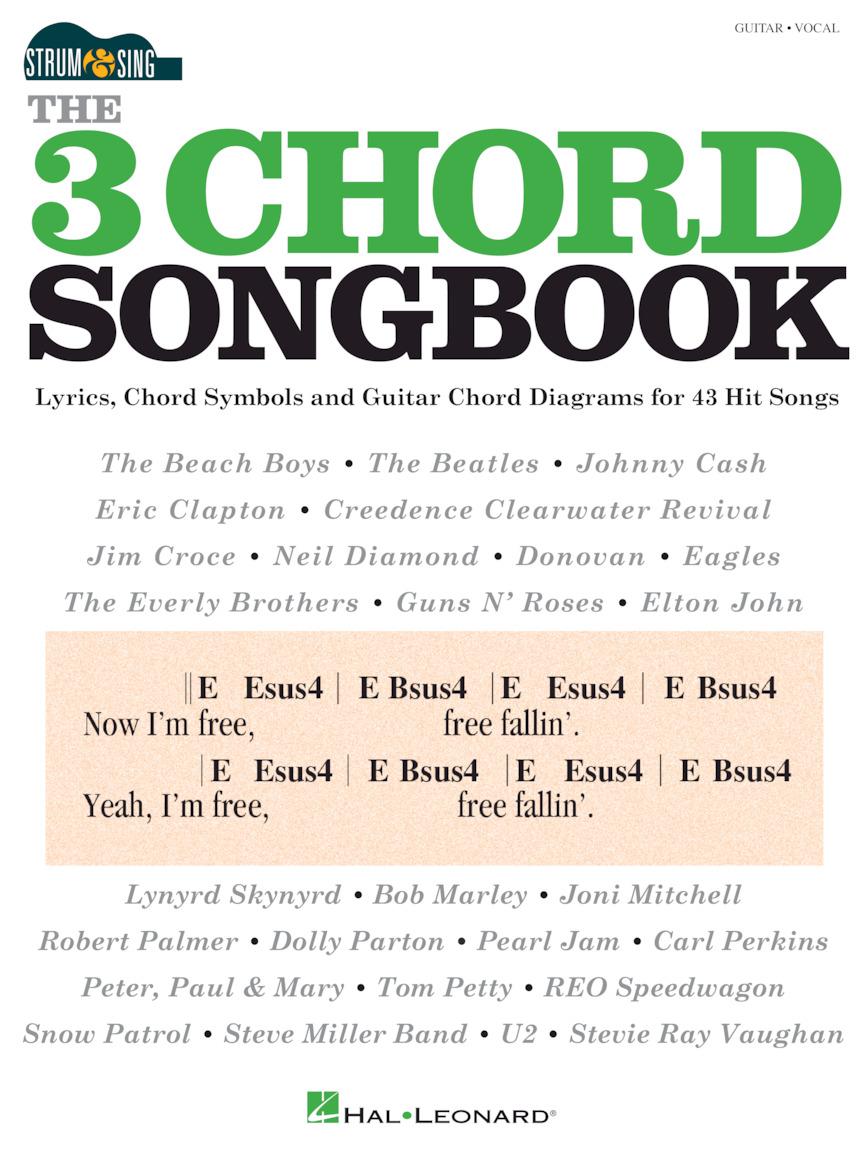 3 Chord Songbook