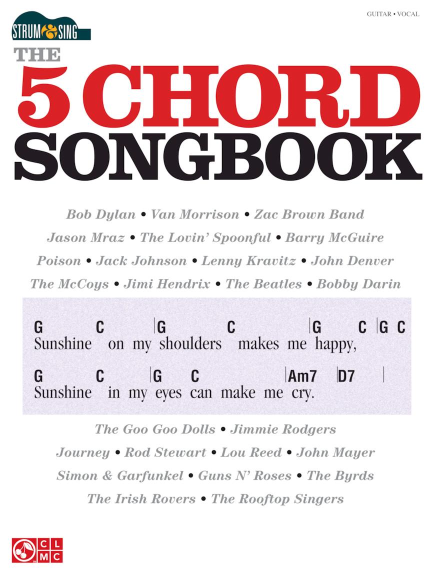 5 Chord Songbook