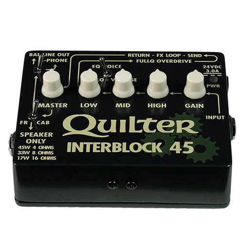 Quilter Interblock 45 45 Watt Pedal Based Amp