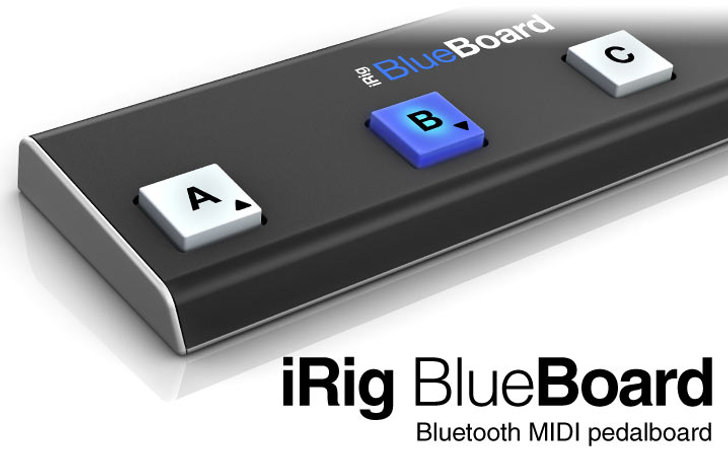 IK Multimedia iRig Blueboard Wireless  …