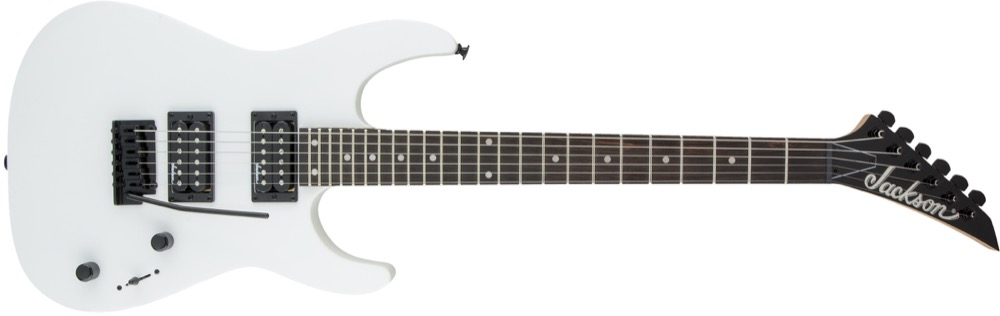 Jackson JS12 Dinky In Gloss White With  …