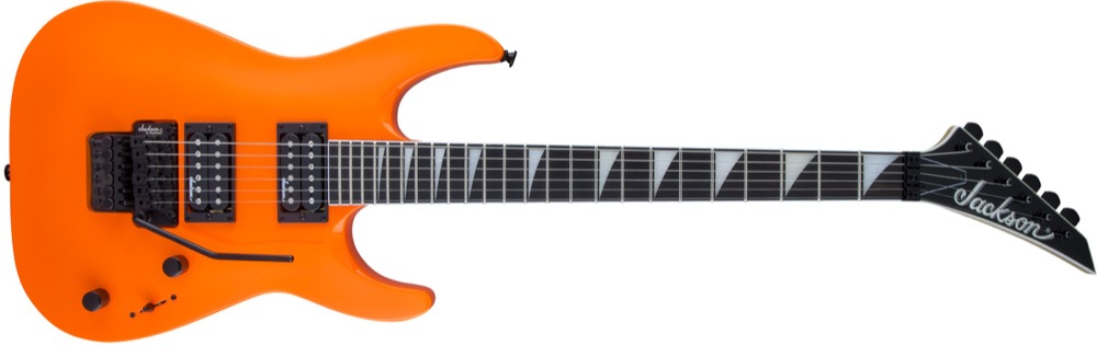 Jackson JS32 DKA Dinky In Neon Orange