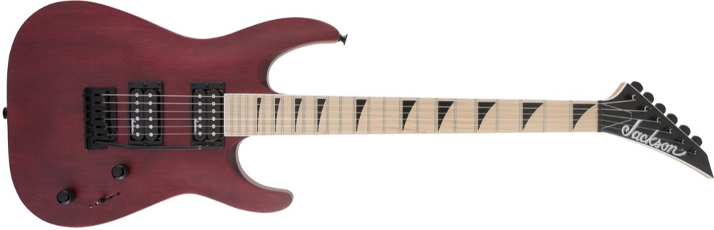 Jackson JS22 DKAM Dinky Arch Top In Red Stain