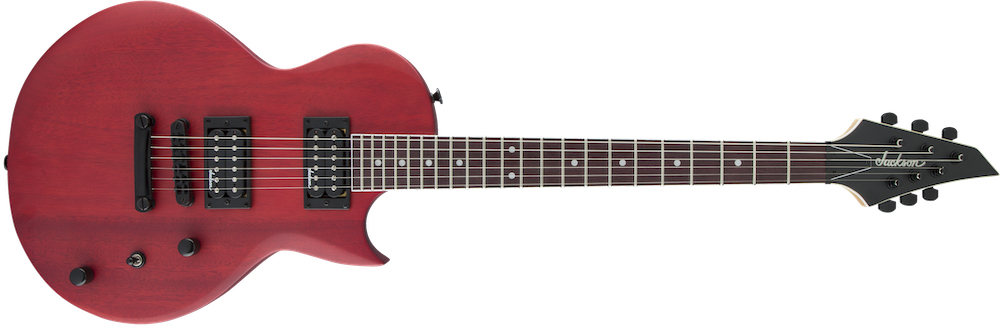 Jackson JS22 SC Monarkh in Red Stain