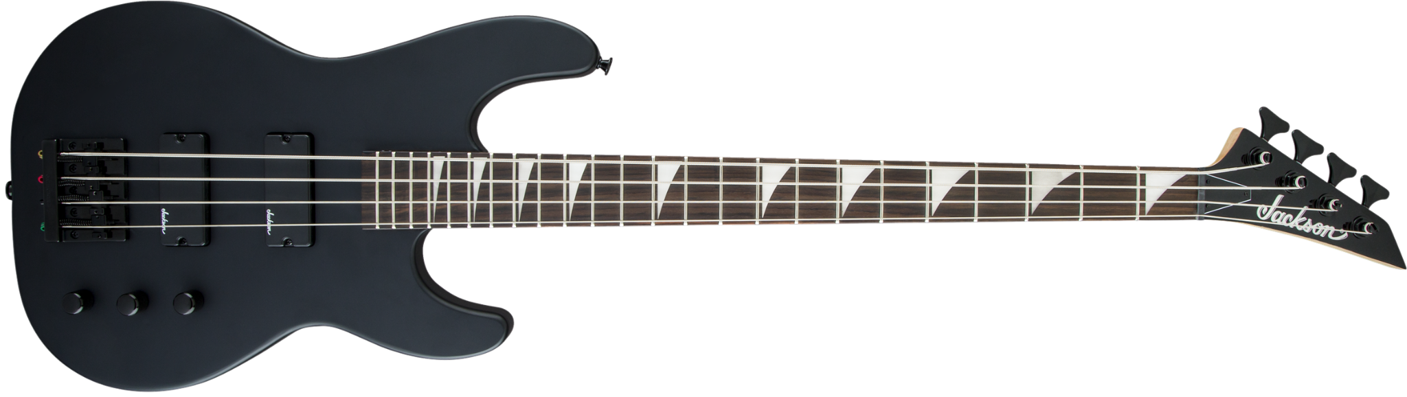 Jackson JS2 Concert Bass - Satin Black
