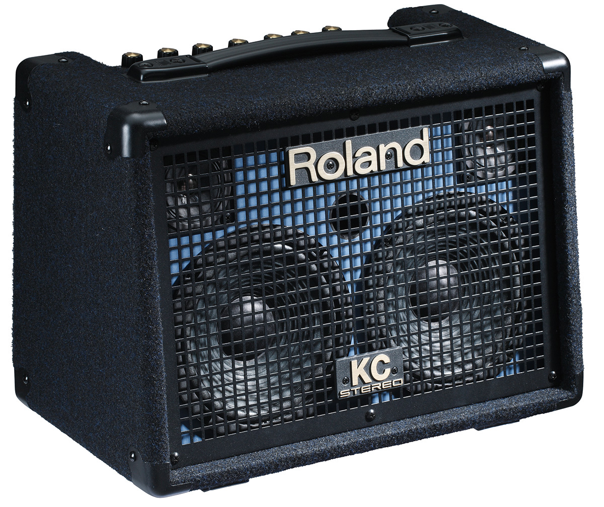 Roland KC-110 30 Watt Stereo Battery  …