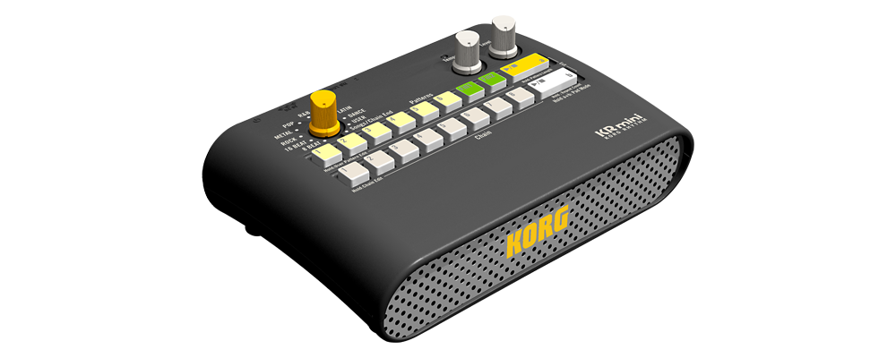 Korg KR-Mini Compact Drum Machine