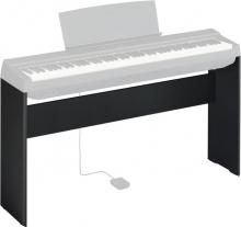 Yamaha P-125 Digital Piano Stand In Black