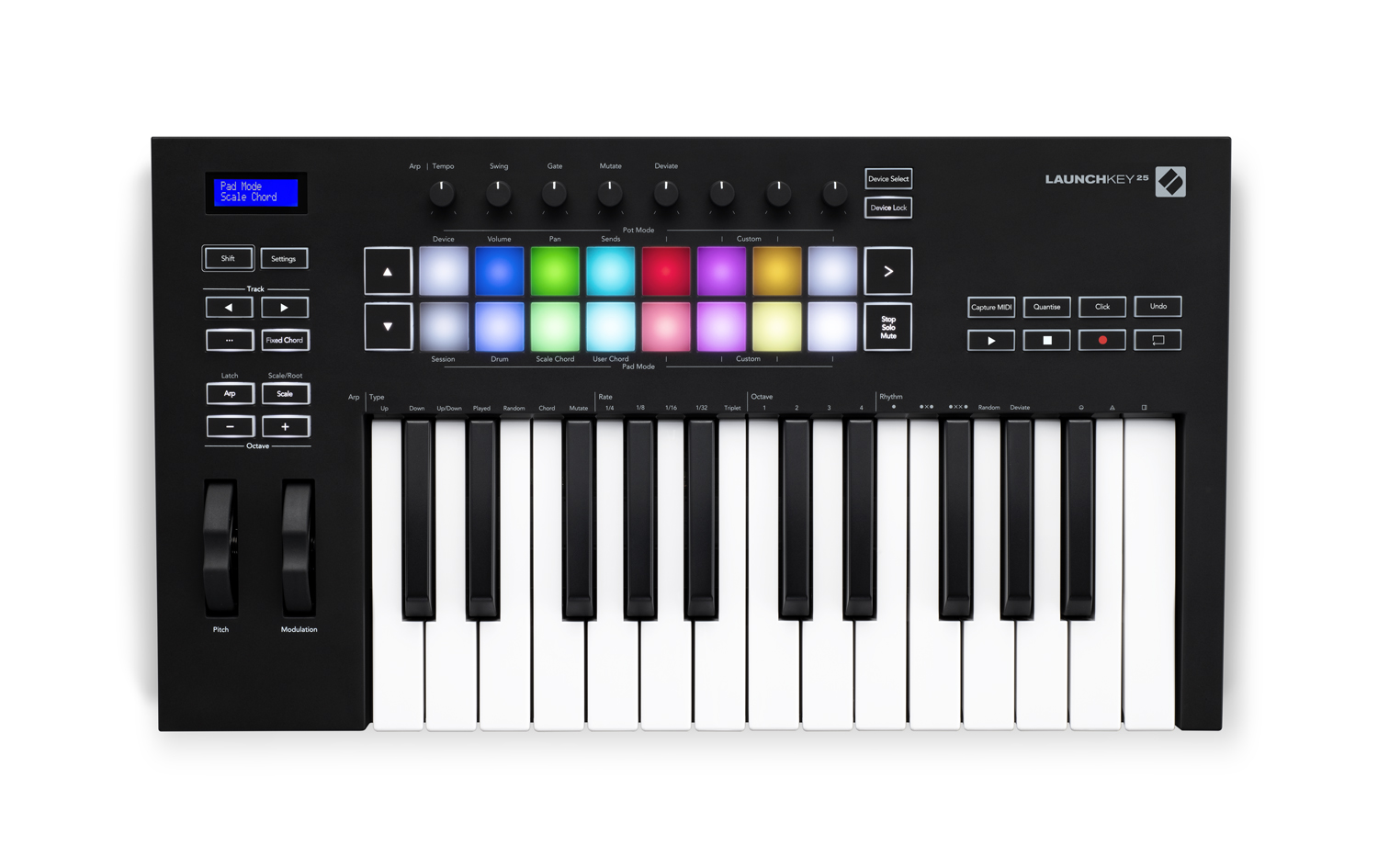 Novation Launchkey 25 MK3 Key MIDI  …