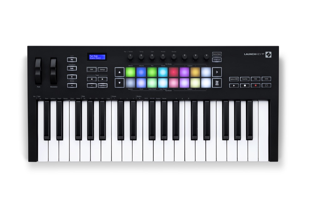 Novation Launchkey 37 MK3 Key MIDI  …