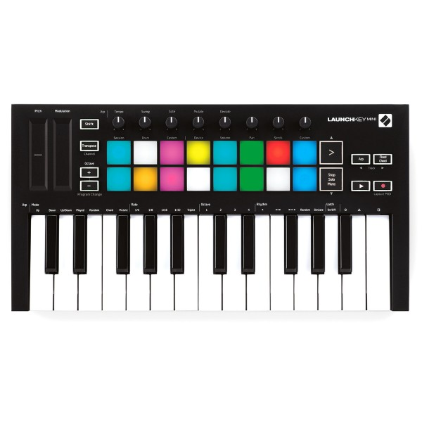 Novation Launchkey Mini MK3 25 Key Mini  …