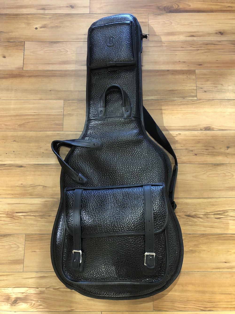 Levys Leather Gig Bag For Electric Guitar,  …