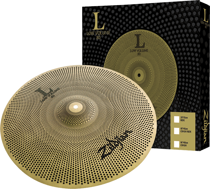 Zildjian L80 Low Volume 20