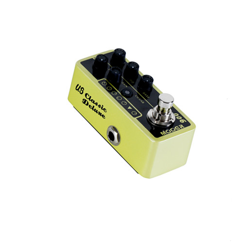 Mooer M006 US Classic Deluxe Pre Amp Pedal