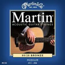 Martin Bronze Acoustic Medium 13-56 M150
