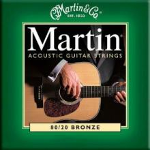 Martin Bronze Acoustic Extra Light 10-47 M170