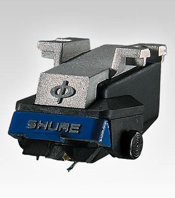 Shure Audiophile Phono Cartridge - Low Mass