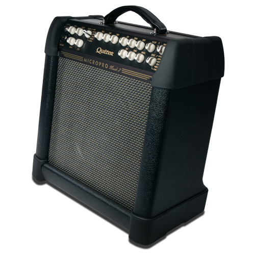 Quilter MicroPro Mach 2 Combo With 10 Inch Speaker
