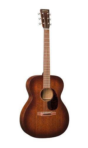 Martin 000-15M Burst With Hardshell Case