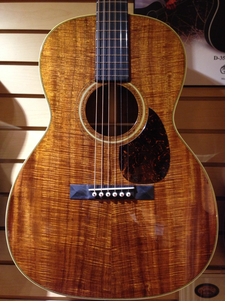 Martin 000-28K Authentic 1921 Koa w/Case