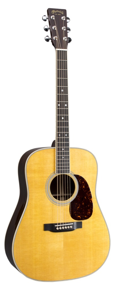 Martin D-35 Dreadnought with Fishman Matrix Pickup