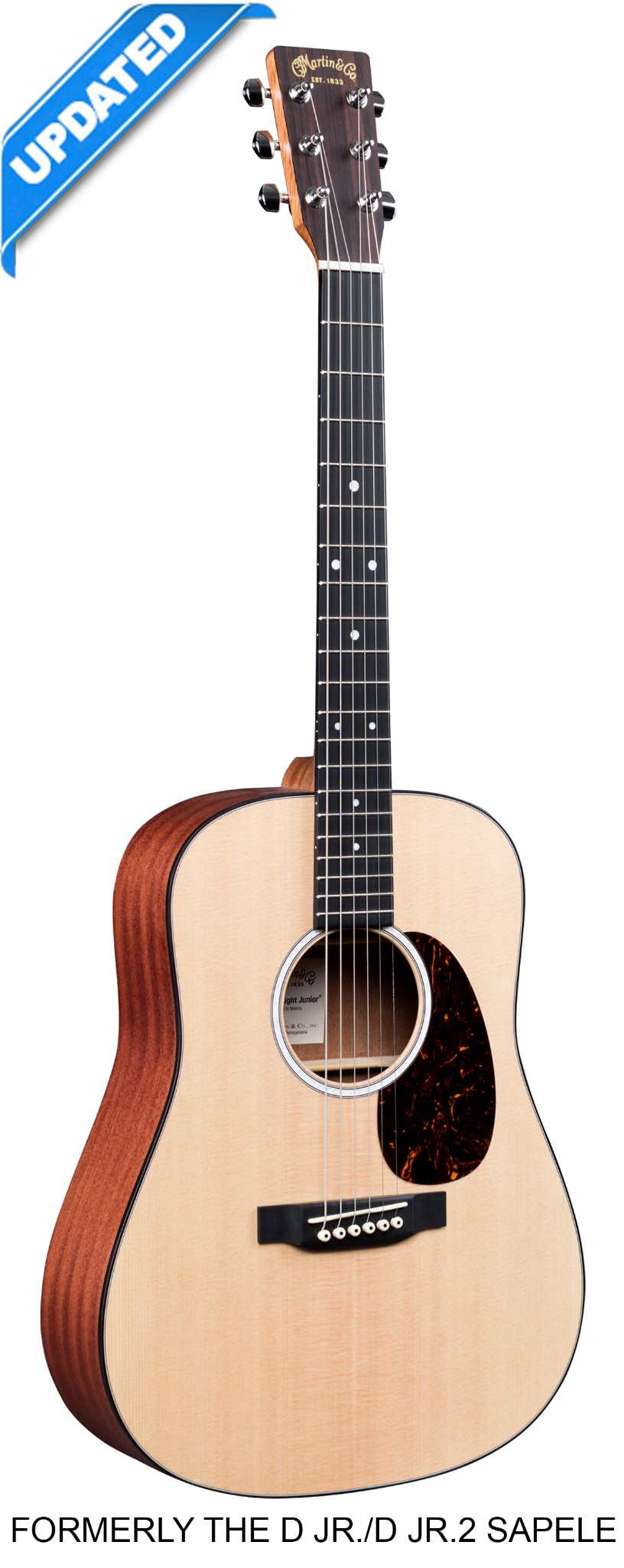 Martin DJr-10 Dreadnought Junior  …