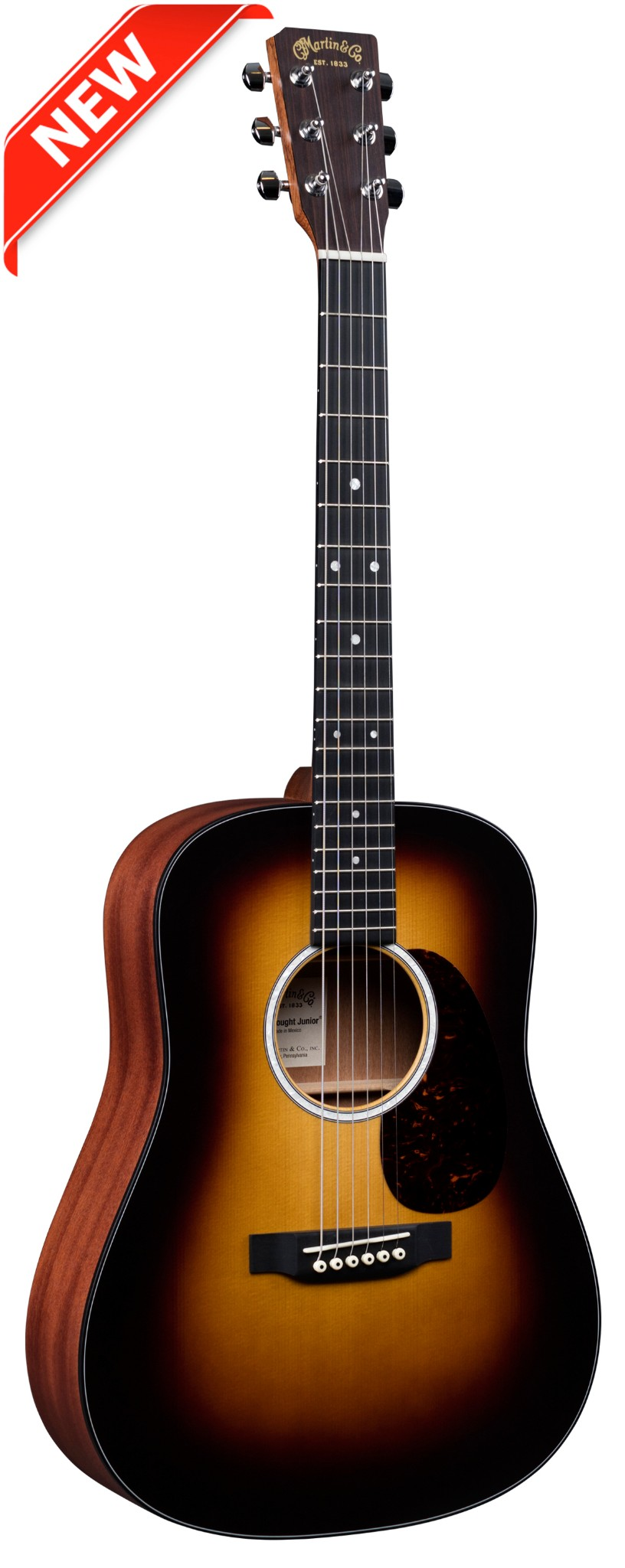 Martin DJr-10E Burst Dreadnought Junior  …