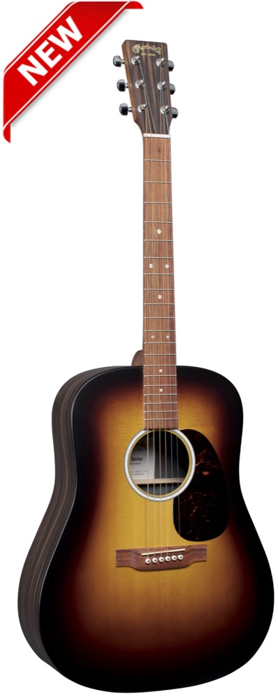 Martin DX2E X-Series Dreadnought W/Pickup And  …