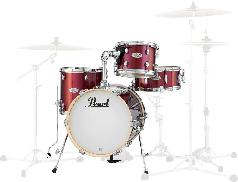 Pearl Midtown Series 4 Piece Shell Pack In  …