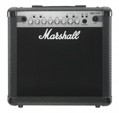 Marshall MG15CFX w/Effects Guitar  …