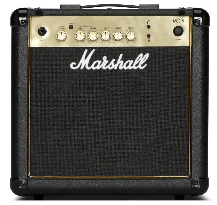 Marshall MG15G 15 Watt Guitar Amplifier
