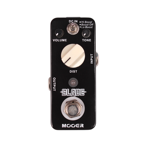 Mooer MMD1 Blade Distortion Pedal