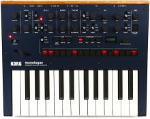 Korg Monologue Mini Monophonic Synth - Blue