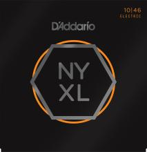 D'Addario NYXL 10-46 Regular Electric  …