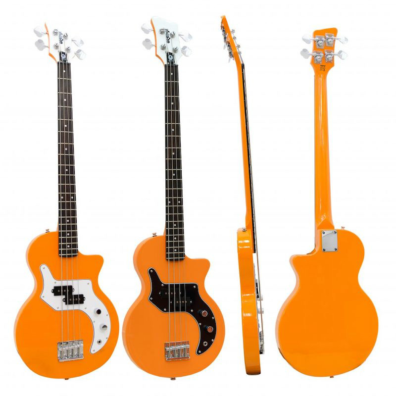 Orange O Bass 4 String Electric Bass Guitar  …