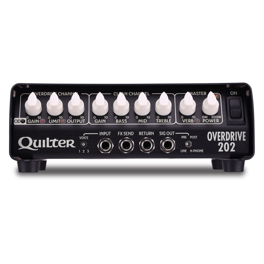 Quilter Overdrive 202 Block Style Multi  …
