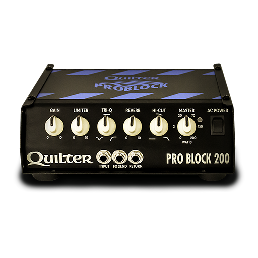 Quilter Pro Block 200 Mini Head