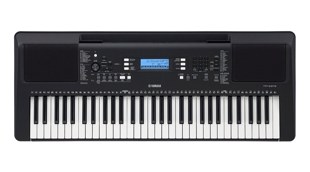 Yamaha PSR-E373 61-Key Touch Sensitive  …