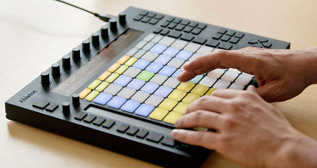 Ableton Push 2 Controller with Live 9 Intro