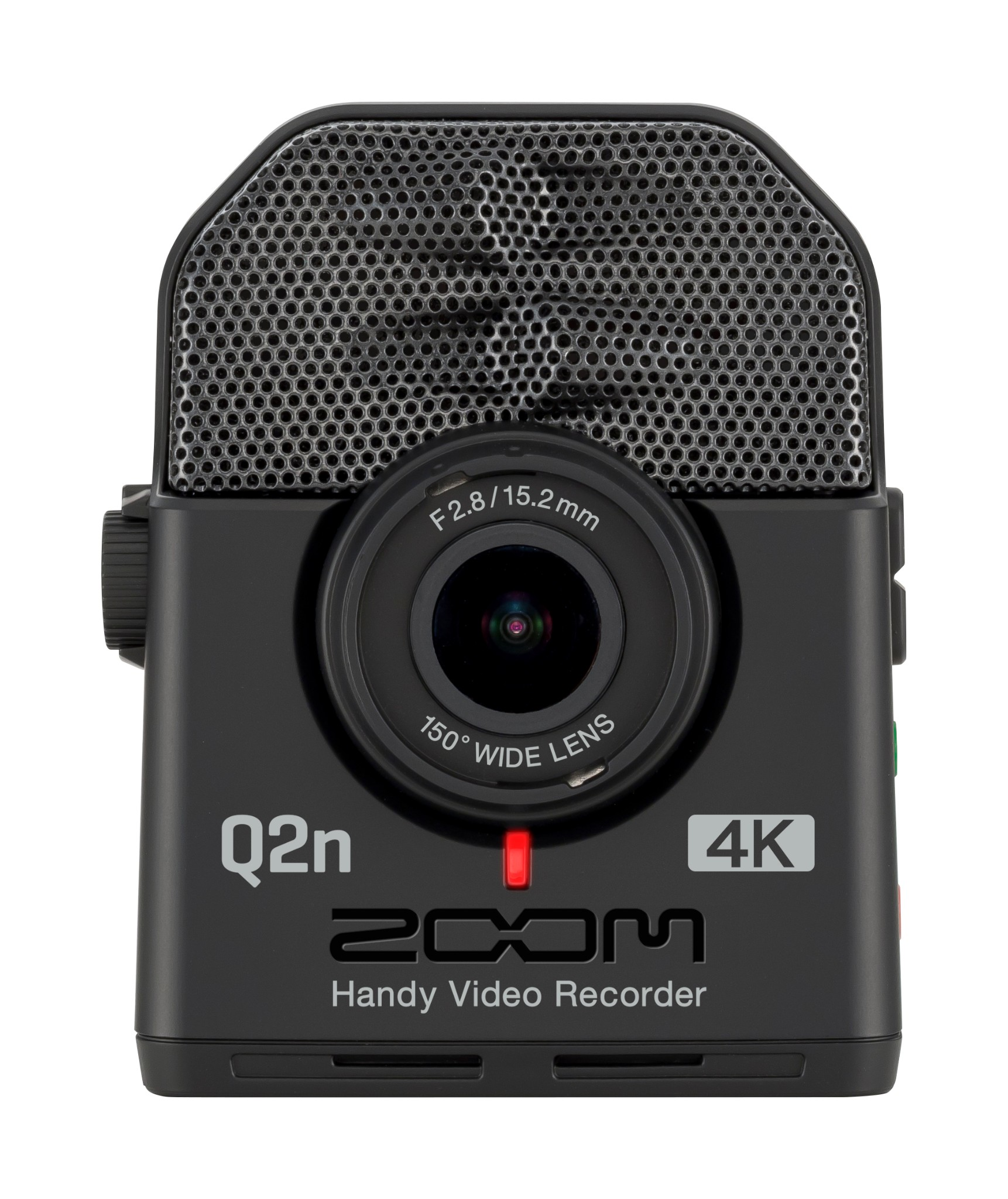 Zoom Q2N-4K Handy 4K Camcorder With Stereo  …